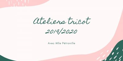Ateliers tricot 2019_2020